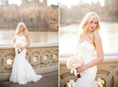 Bridal Posing - Katelyn James