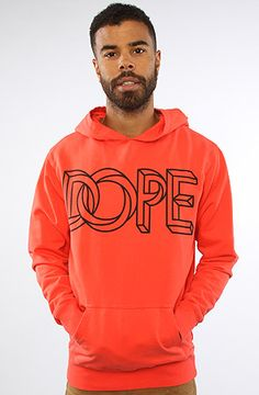 The Escher Pullover Hoody in Red by DOPE 21% off and free shipping use promo code VOTE and rep code SHANE20