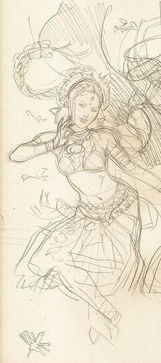 #dessin #art #drawing #arte #dibujo #dance #danse #comic #bandedessinee #tebeo