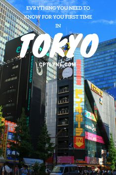 Tokyo ultimate travel guide.  Everything you need to know for your first time in the beautiful city of Tokyo, Japan.    What to Do In Tokyo   What to Eat In Tokyo   What to See In Tokyo   Tokyo Tips   Top things to do in Tokyo   JR PASS #travel #japan #travel #wanderlust #asia