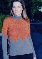 KK185 Color Block Turtleneck Yarn Store, Turtleneck, Knitwear, Sweaters, Color, Design, Fashion, Moda, Tricot
