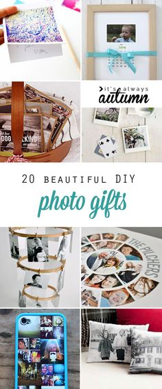 20 gorgeous DIY phot