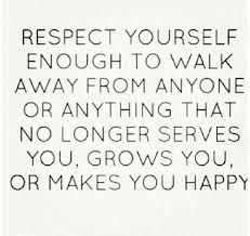 respect yourself! AMEN~~~~~ Because, if you don't respect yourself, nobody will either! Movies Quotes, Motivacional Quotes, Good Quotes, Quotable Quotes, Quotes To Live By, Funny Quotes, Inspirational Quotes, Daily Quotes, Truth Quotes