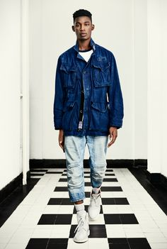 Fresh #denim delivery. #newcollection #SS16