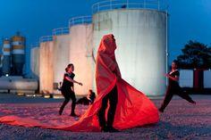 Photo by Wim Salis - Carmen Castricum & Charlie Duran