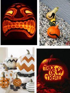 #pumpkin #dynia #halloween #dekoracje #inspiracje  http://qukeria.pl/?p=1791