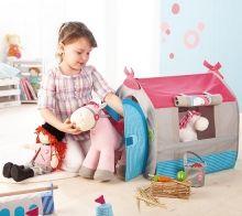 Stajňa pre kone Podkova pre šťastie - Všetko pre bábiky - Hračky pre deti - Hračky a Detský nábytok- Detský Sen - Maxus