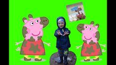 Свинка Пеппа Никита Смешное видео Bad Kids Никита в лужах Песенка Свинки...