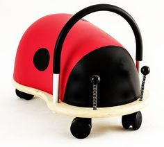 Wheely Bug - Ladybug Small My little girl would love riding on this!! #EntropyWishList #PinToWin