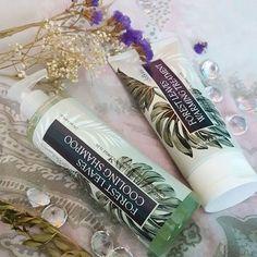 Jungle Botanics Shampoo + Treatment Primera aplicación y estoy muy contenta! El champú deja un frescor... y la mascarilla el pelo suavecito y guay!