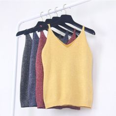 3.05$ (Buy here: http://alipromo.com/redirect/product/olggsvsyvirrjo72hvdqvl2ak2td7iz7/32669407786/en ) Sexy Women Fashion Knitting Vest Top Sleeveless V-Neck Blouse Casual Tank Tops  for just 3.05$