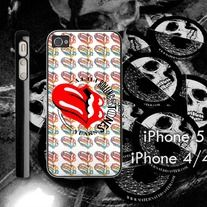 Rolling Stone 50 Years - iPhone 4 / 4S case iPhone 5 case Samsung Galaxy S2 case Samsung Galaxy S3 case