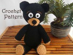 Crochet Amigurumi Pattern by HerterCrochetDesigns