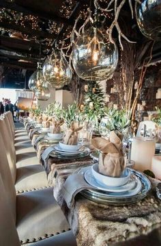 Country chic at it's best!  Show Plate Productions can help you design and style beautiful events.