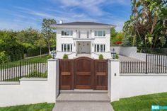 Josh Atlman's Milion Dollar Listing is a picture perfect home in Hollywood that brings the East Coast out West.