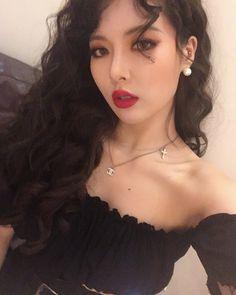 Instagram post by Hyun Ah • May 23, 2018 at 10:39am UTC #hyuna #kpop #4minute
