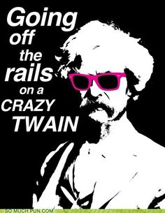 5de2220c469 Raptorific-- Going off the rails on a Crazy Twain. I need this as a framed  poster in my house.