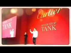 CARTIER presents a Tank MC watch commercial in HK - Cartier presents a Tank MC watch commercial by UK film director Baillie Walsh in HKCEC, acting by Andy Lau, it's a fascinating and romantic evening attracting many media from Asia region. Special thanks to Stanislas De Quercize of Cartier, Andy Lau, Milly Leung, Porsche Lee, all amazing friends of Milly for being here and support, with lots of love. Fashion film produced and edited by Milly Leung