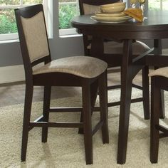 Ashby Upholstered Barstool by Liberty Furniture