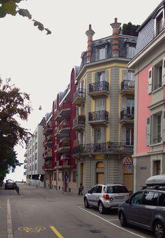 genoud louis nyon rue neuve 8 1934 architecture suisse moderne et contemporaine. Black Bedroom Furniture Sets. Home Design Ideas