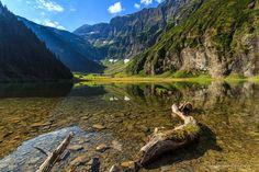 Hintersee, Austria by Arjan van Iwaarden on Visit Austria, Beautiful Scenery, Idaho, Places To Visit, Hiking, Van, Mountains, Water, Travel