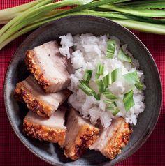 Pečený bůček s křupavou kůrčičkou , Foto: Vietnamská kuchyně - Lehce a hravě s Vietem