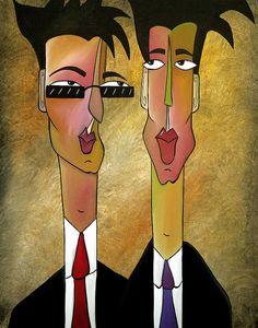 """Sales Team"" by Tom Fedro"