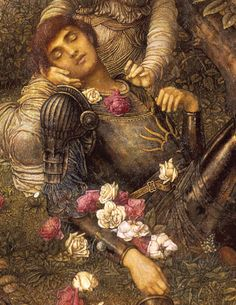 Acrasia by JOHN MELHUISH STRUDWICK - Peter Nahum At The Leicester Galleries