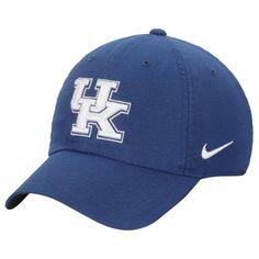Nike Kentucky Wildcats Royal Heritage 86 Authentic Performance Adjustable Hat