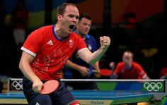 Team GB's Paul Drinkhall was delighted with his opening-round victory