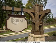 Entry Signs, Effective Signs, Entrance Signs, Neighborhood Signs, Com Signs, Outdoor Signs, Subdivision Entrance