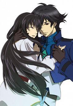 Setsuna F. Seiei (刹那・F・セイエイ Setsuna Efu Seiei) is a 21 year old Innovator from the Republic of Krugis. Setsuna is a Gundam Meister for the organization Celestial Being. Marina Ismail (マリナ・イスマイール Marina Isumaīru) (مارینا اسماعیل Marina Ismail) is 29 years old and the princess and monarch of the country Azadistan. Season 2 Gundam 00