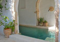 pool Dar Aziza www.safran-djerba.com