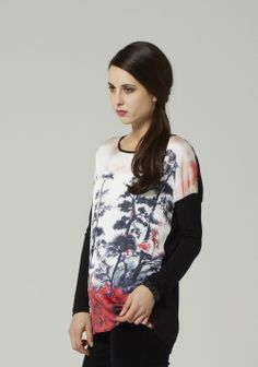 Cherry Forest Top $99.00