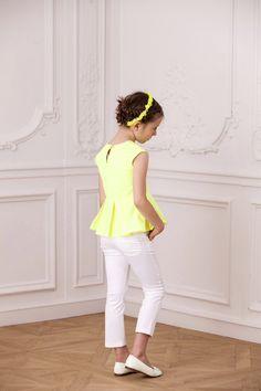 Baby Dior SS14 #kidsfashion