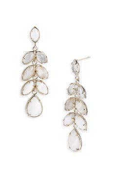 Kendra Scott 'Oralie' Statement Drop Earrings