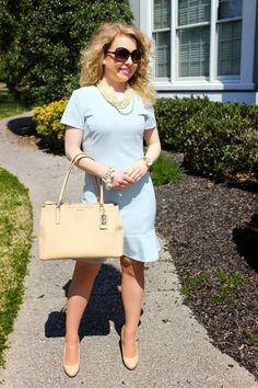 Easter Dress: Ann Taylor