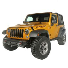 Canyon Package; 13-16 Jeep Wrangler JK