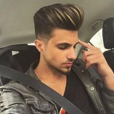 49 Cool New Hairstyles For Men 2018 Mens Hairstyles Pinterest