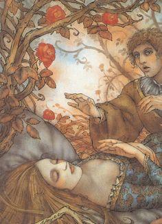 Little Briar Rose by Meyer