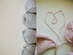 http://papieriwelna.blogspot.com || wool love