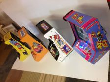 New PacMan donkey kong Tabletop small Arcade Multicade classic game machine