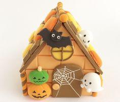 Halloween Treats For Kids, Kawaii Halloween, Halloween Cupcakes, Cute Halloween, Halloween Themes, Halloween Crafts, Chocolat Halloween, Adornos Halloween, Halloween Table Decorations