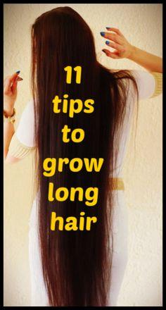 11 Tips To Grow Long Hair Naturally longhair hairgrowth haircare haircaretips longhairtips 689332286694950258 Long Hair Tips, Grow Long Hair, Hair Care Tips, Grow Hair, How To Long Hair, Long Hair Growing Tips, Short Hair, Natural Hair Mask, Natural Hair Styles