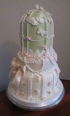 Stacked Wedding Cakes   Iced Magic Cakes
