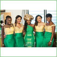 Ghanaian traditional wedding