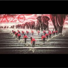 Delta Art, Delta Sigma Theta, What Is A Delta, Sorority Pictures, Happy Founders Day, Divine Nine, Sorority Life, Historical Pictures, Fangirl