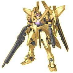 "GNX-603T XN GN-X (aka GN-X, pronounced ""Jinx"") is a series of mass production mobile suits by the United Nations Forces in season 1 of Mobile Suit Gundam 00."