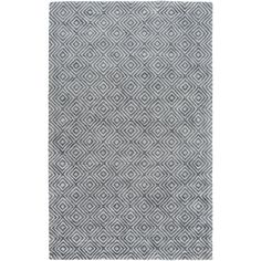 Found it at AllModern - Warmley Hand Woven Gray Area Rug