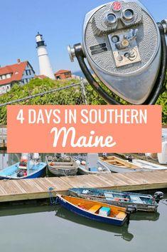 4 Days in Maine